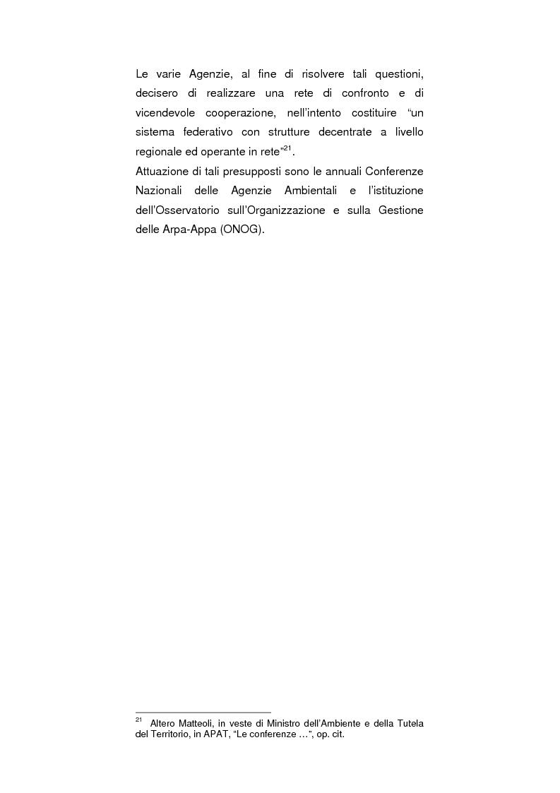 Anteprima della tesi: Regionalismo e protezione dell'ambiente nel dibattito sulla modifica del Titolo V della Costituzione, Pagina 12
