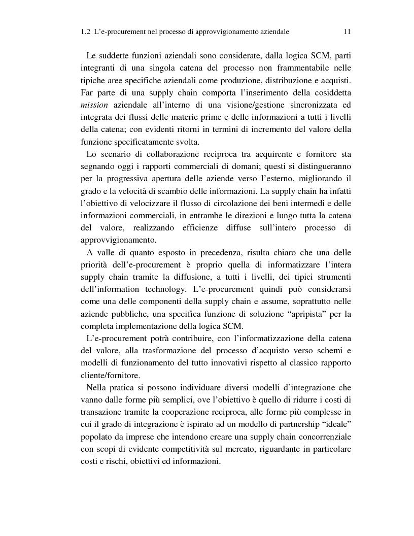 Anteprima della tesi: Metodi innovativi per l'acquisizione di tecnologie nelle aziende sanitarie pubbliche, Pagina 11