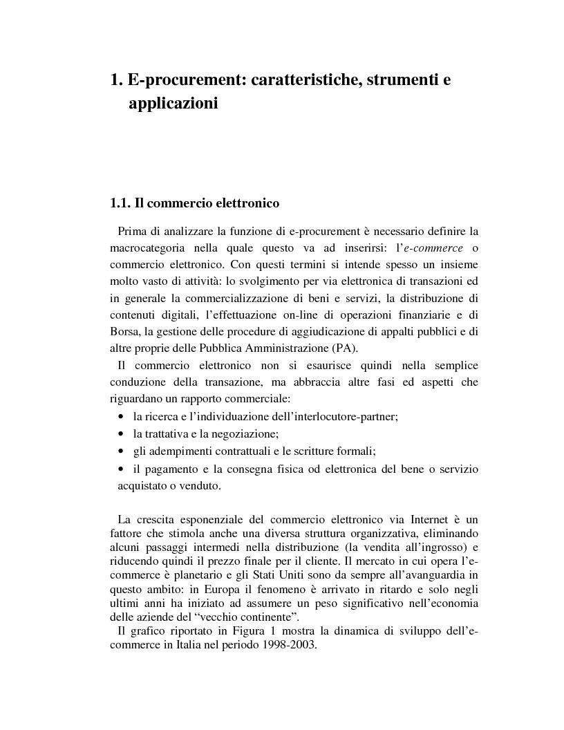 Anteprima della tesi: Metodi innovativi per l'acquisizione di tecnologie nelle aziende sanitarie pubbliche, Pagina 5