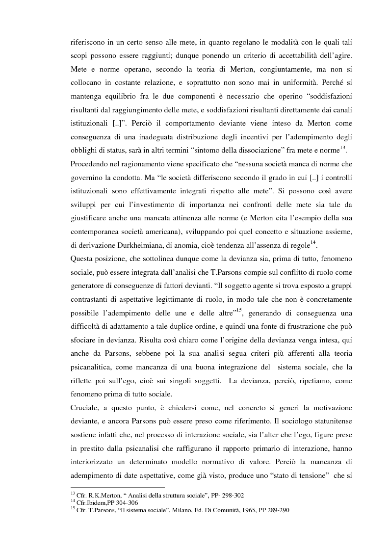 Anteprima della tesi: Società sorvegliata: i nuovi media, privacy e videosorveglianza come strumenti del controllo sociale, Pagina 10