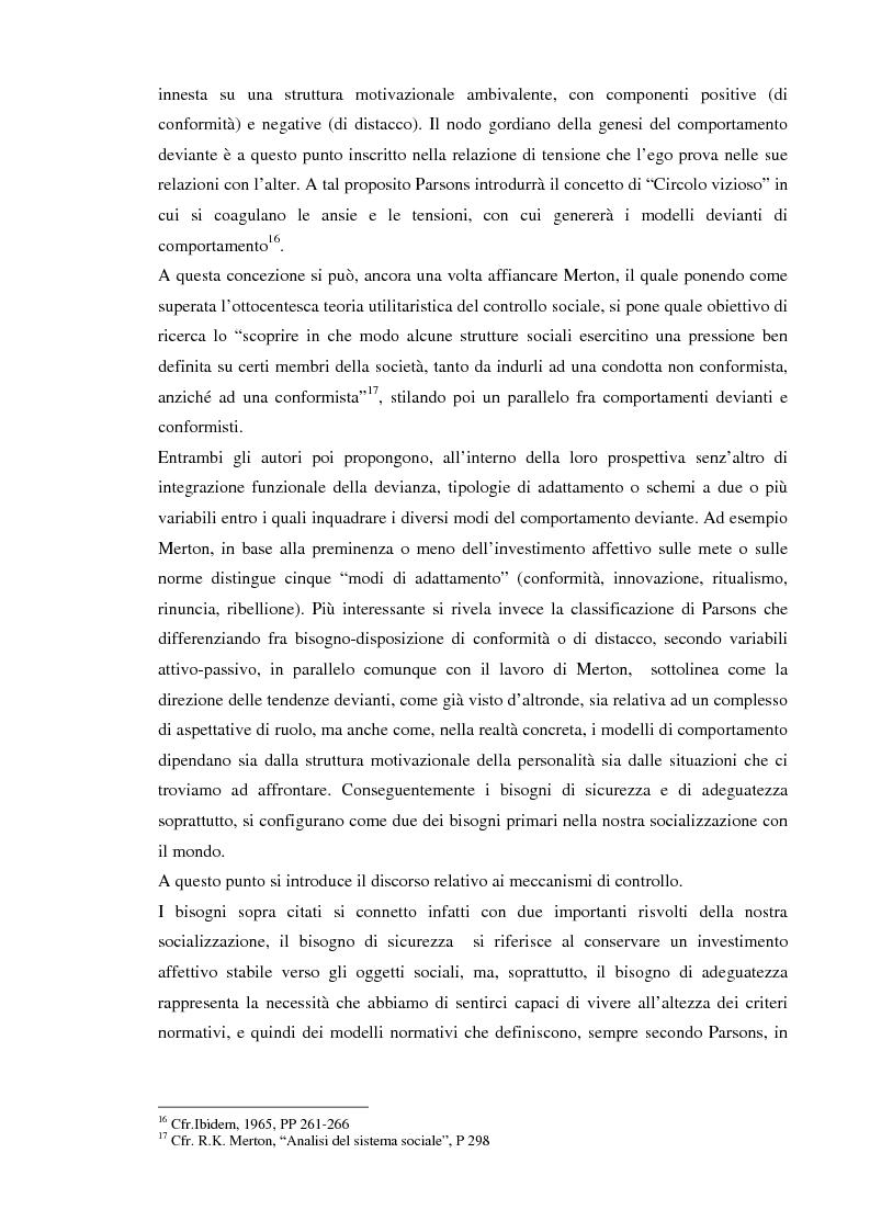 Anteprima della tesi: Società sorvegliata: i nuovi media, privacy e videosorveglianza come strumenti del controllo sociale, Pagina 11
