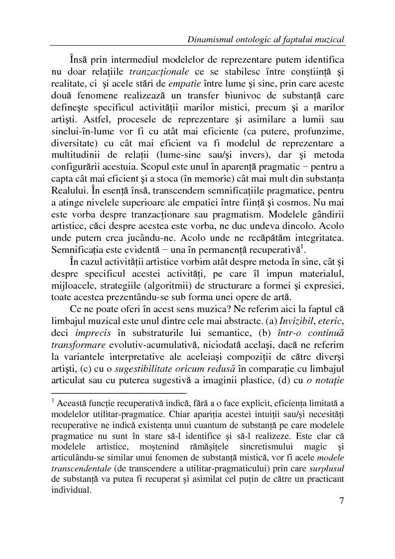 Anteprima della tesi: Substanta obiectului muzical, Pagina 2
