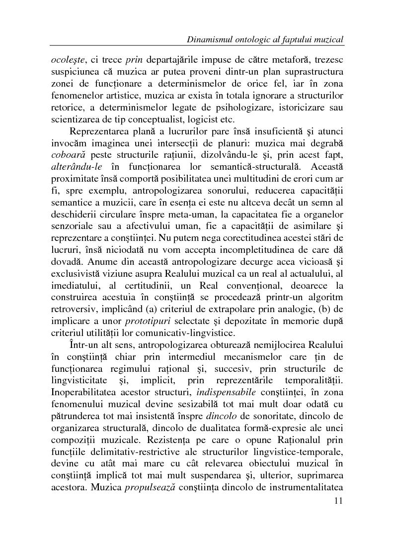 Anteprima della tesi: Substanta obiectului muzical, Pagina 6