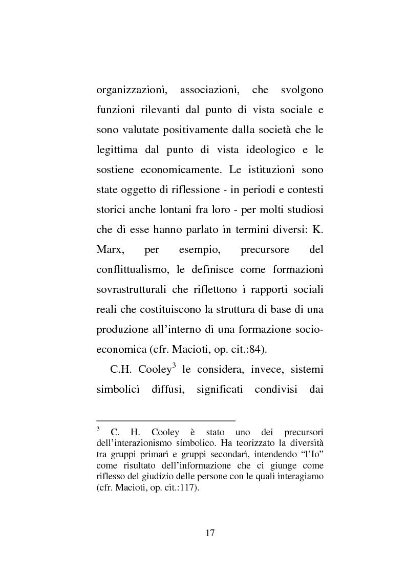 Anteprima della tesi: Donne e carcere: La maternità all'interno di istituzioni totali, Pagina 15