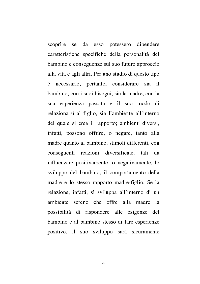 Anteprima della tesi: Donne e carcere: La maternità all'interno di istituzioni totali, Pagina 2