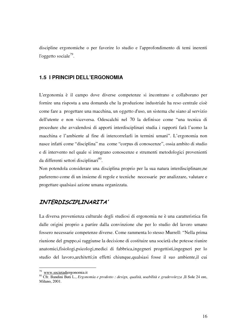 Anteprima della tesi: Viaggio in metropolitana attraverso la struttura organizzativa e fisica della stazione Termini, Pagina 12