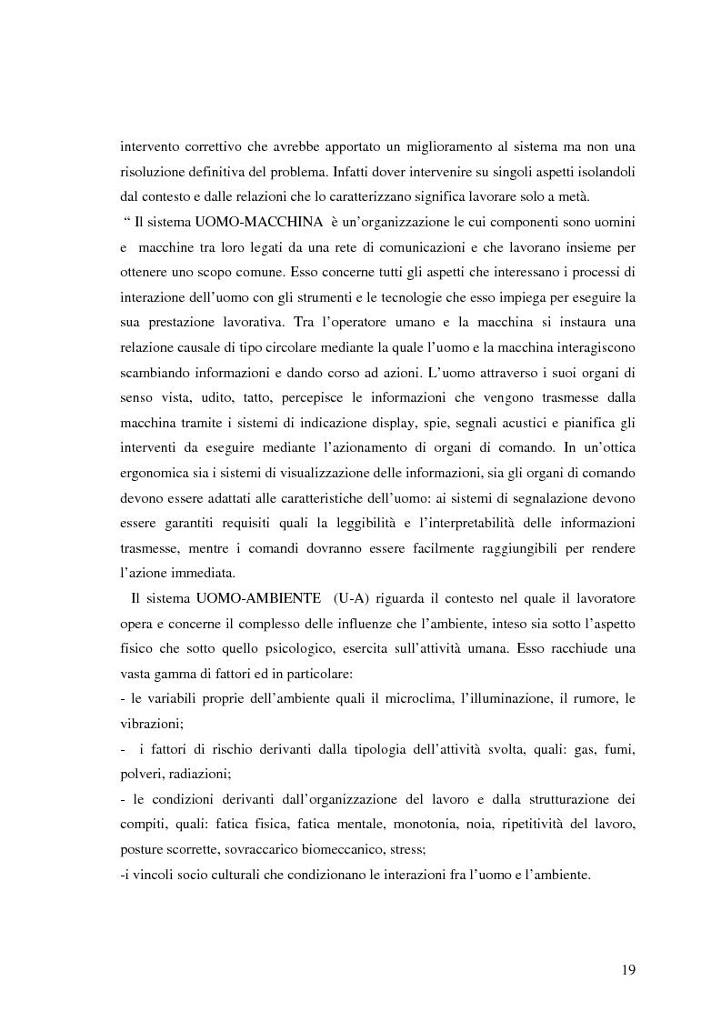 Anteprima della tesi: Viaggio in metropolitana attraverso la struttura organizzativa e fisica della stazione Termini, Pagina 15