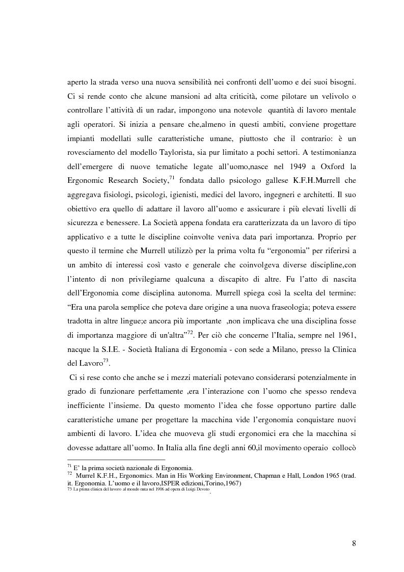 Anteprima della tesi: Viaggio in metropolitana attraverso la struttura organizzativa e fisica della stazione Termini, Pagina 4