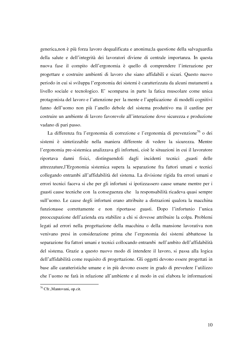 Anteprima della tesi: Viaggio in metropolitana attraverso la struttura organizzativa e fisica della stazione Termini, Pagina 6