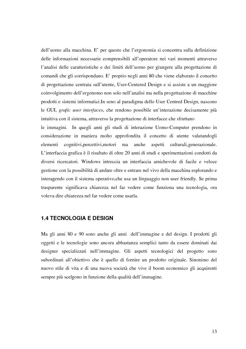 Anteprima della tesi: Viaggio in metropolitana attraverso la struttura organizzativa e fisica della stazione Termini, Pagina 9
