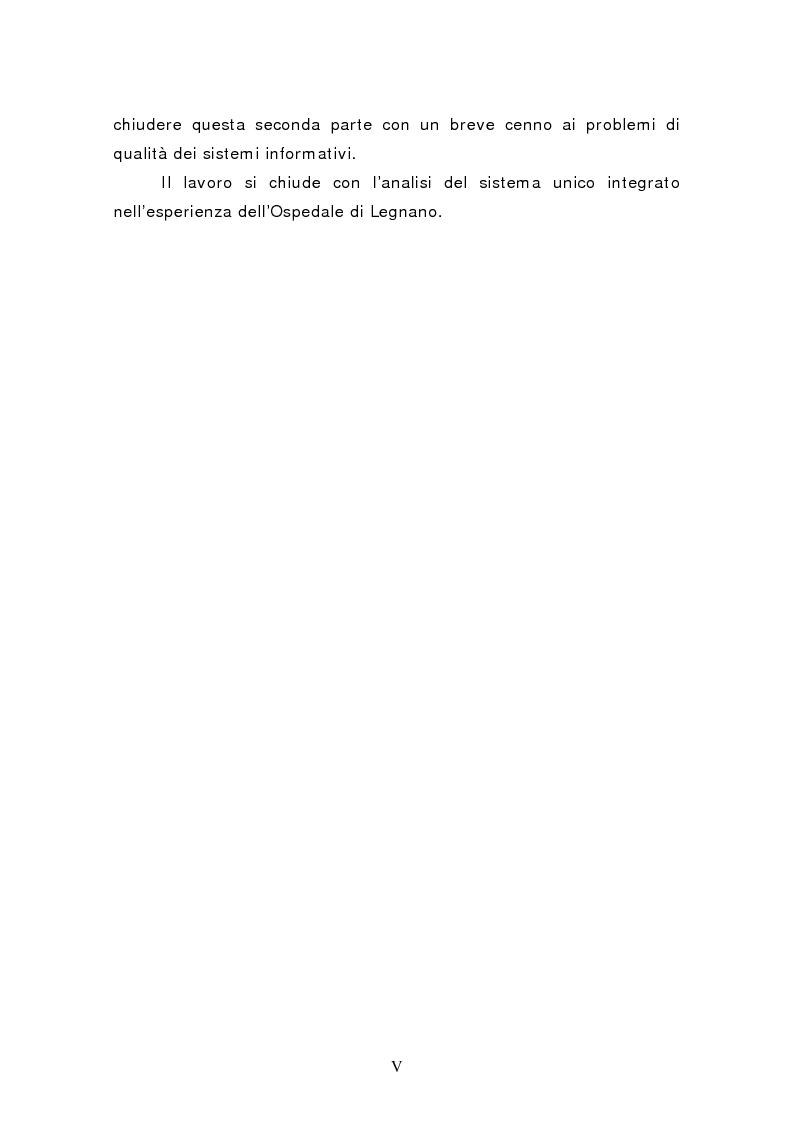 Anteprima della tesi: L'introduzione della contabilità economico patrimoniale nelle aziende sanitarie: l'utilizzo di un sistema amministrativo integrato nell'esperienza dell'ospedale di Legnano, Pagina 3
