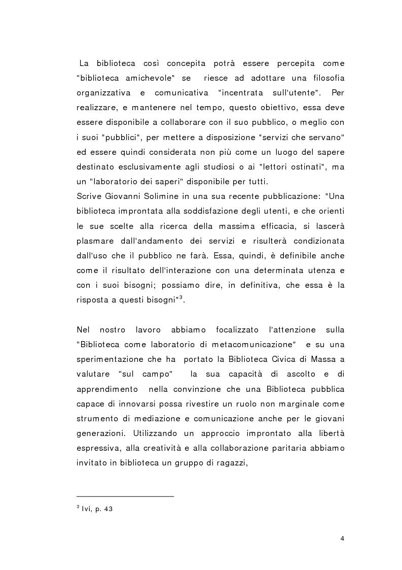 Anteprima della tesi: Biblioteca per gioco: Edutainment per la Biblioteca pubblica, Pagina 2