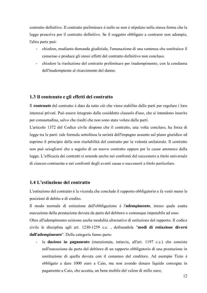 Anteprima della tesi: Un prototipo per la gestione del ciclo di vita dei contratti legali, Pagina 10