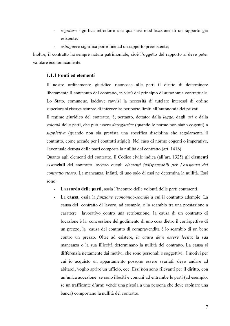 Anteprima della tesi: Un prototipo per la gestione del ciclo di vita dei contratti legali, Pagina 5