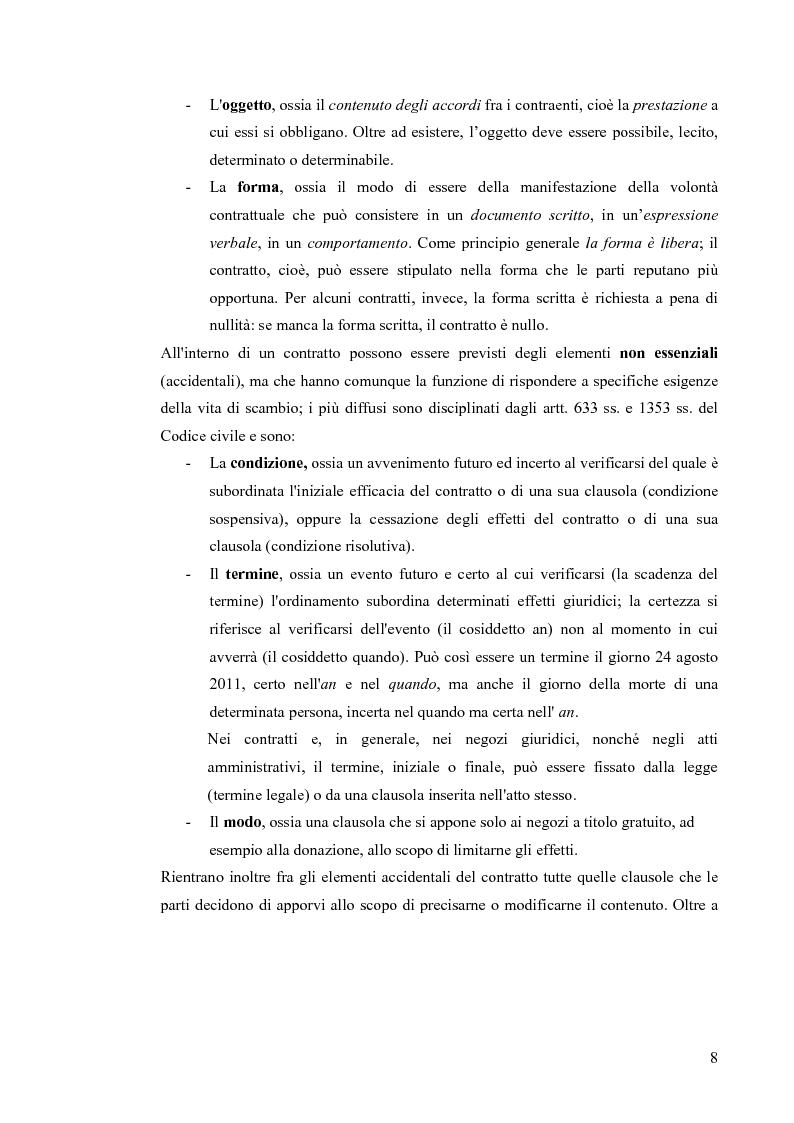 Anteprima della tesi: Un prototipo per la gestione del ciclo di vita dei contratti legali, Pagina 6