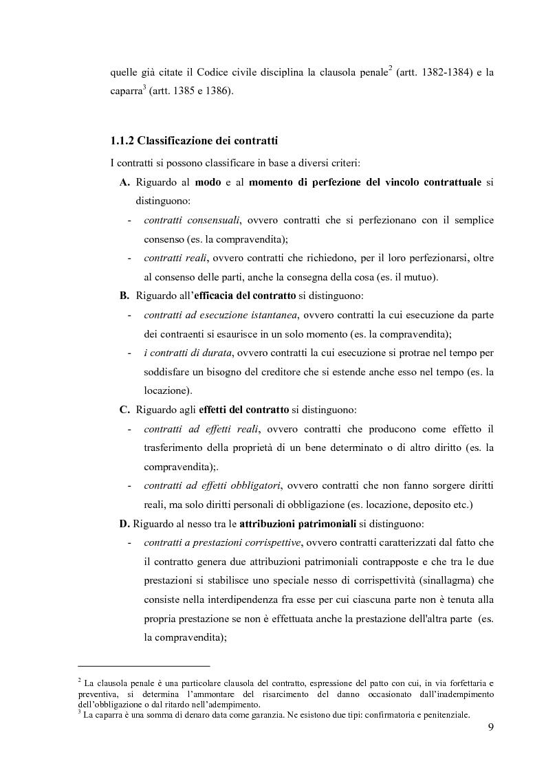 Anteprima della tesi: Un prototipo per la gestione del ciclo di vita dei contratti legali, Pagina 7