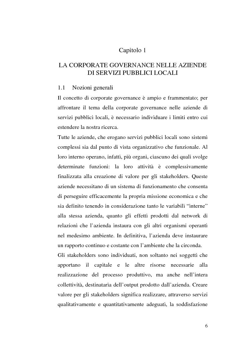Anteprima della tesi: La governance nei gruppi di interesse locale, Pagina 3