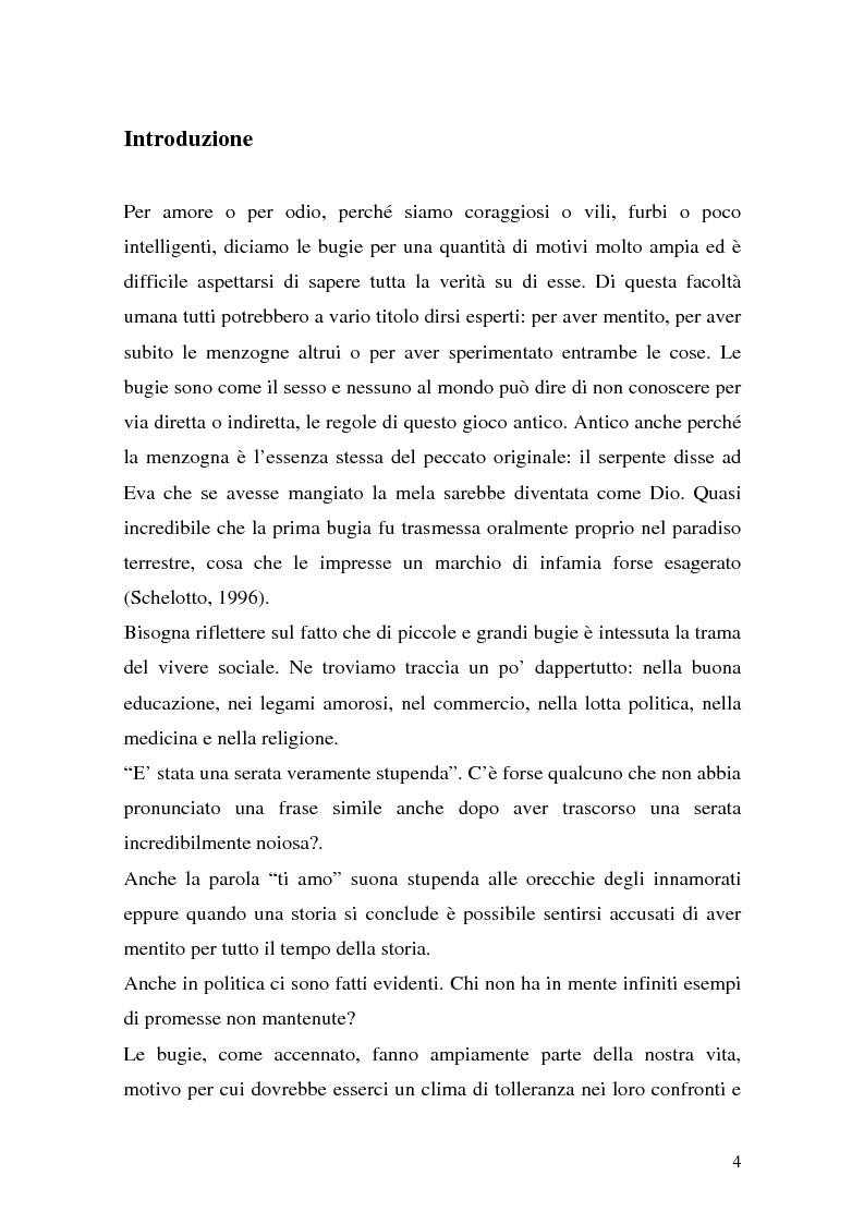 Bugie vere e false storie film intero italiano
