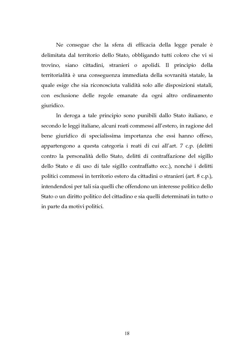 Anteprima della tesi: Profili dell'illecito penale tributario, Pagina 10