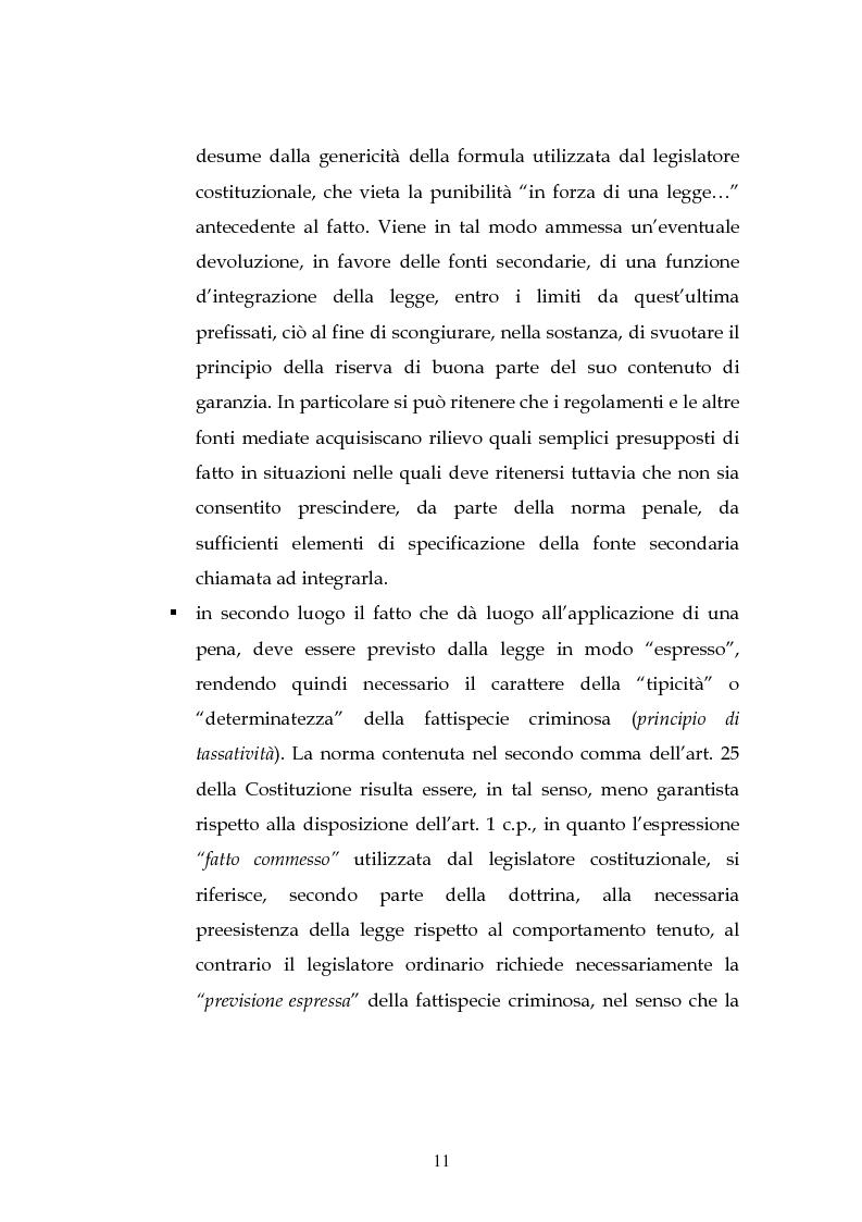 Anteprima della tesi: Profili dell'illecito penale tributario, Pagina 3