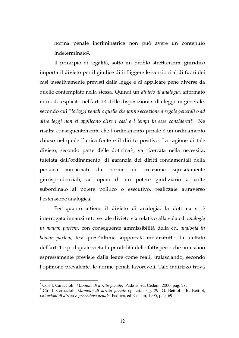 Anteprima della tesi: Profili dell'illecito penale tributario, Pagina 4