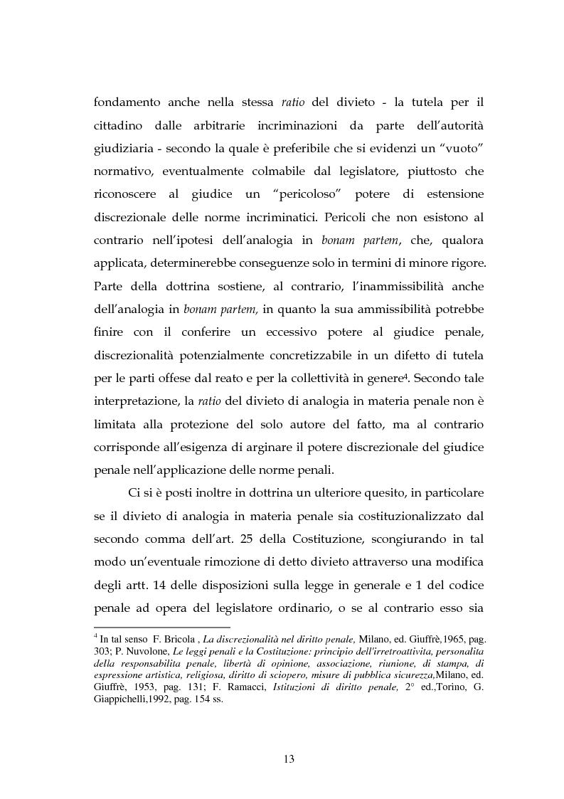 Anteprima della tesi: Profili dell'illecito penale tributario, Pagina 5