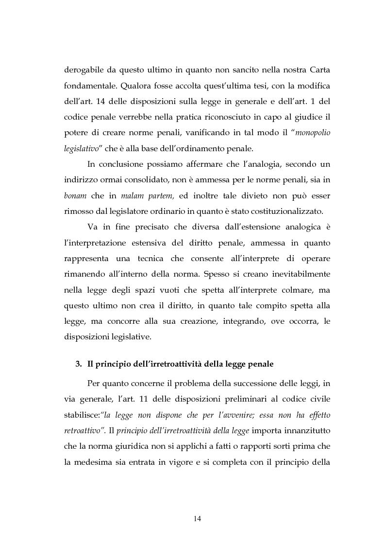 Anteprima della tesi: Profili dell'illecito penale tributario, Pagina 6
