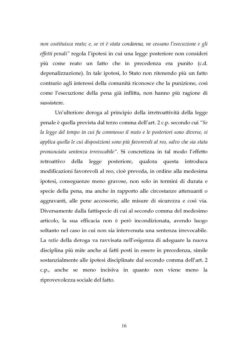 Anteprima della tesi: Profili dell'illecito penale tributario, Pagina 8