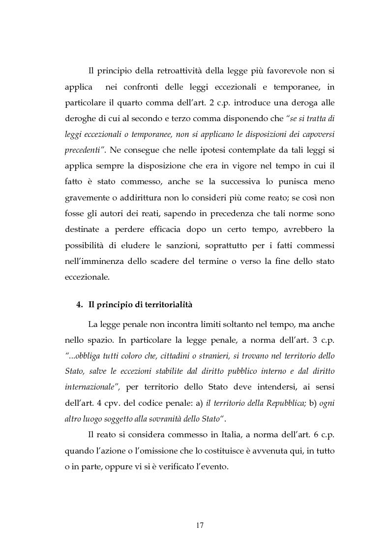 Anteprima della tesi: Profili dell'illecito penale tributario, Pagina 9