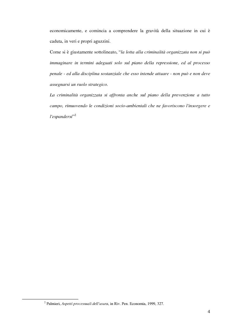 Anteprima della tesi: L'usura, Pagina 4