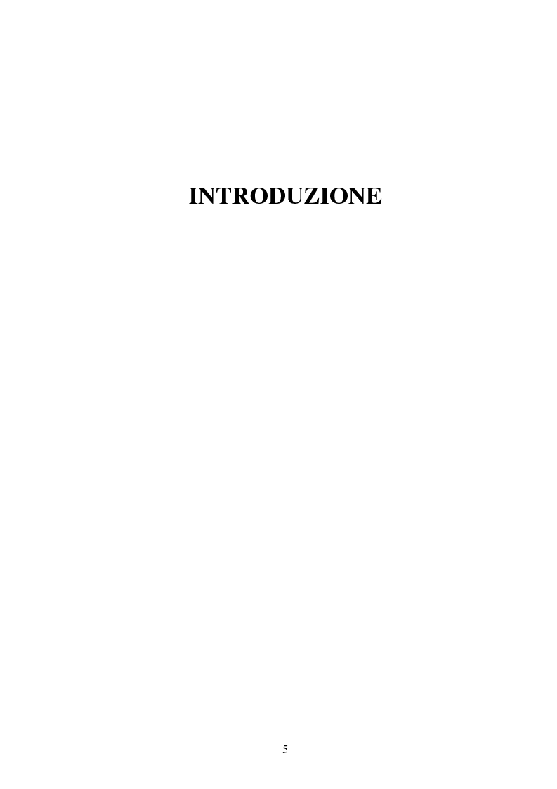 Anteprima della tesi: Il bilancio sociale nelle aziende sanitarie: un modello di referimento, Pagina 1