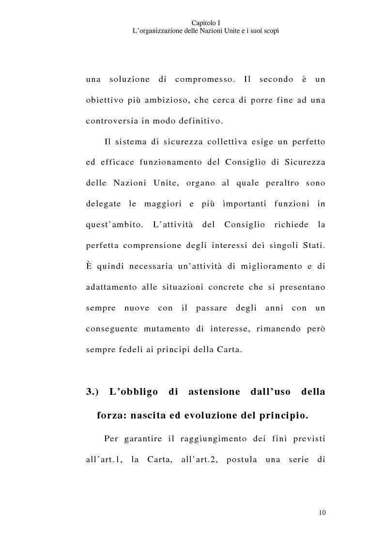 Anteprima della tesi: Il consenso dello Stato e le operazioni di pace delle Nazioni Unite, Pagina 10