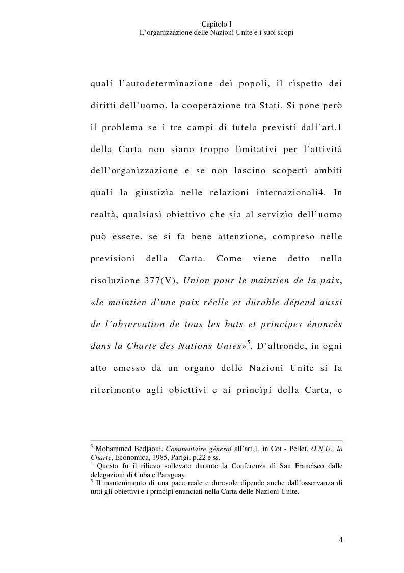Anteprima della tesi: Il consenso dello Stato e le operazioni di pace delle Nazioni Unite, Pagina 4