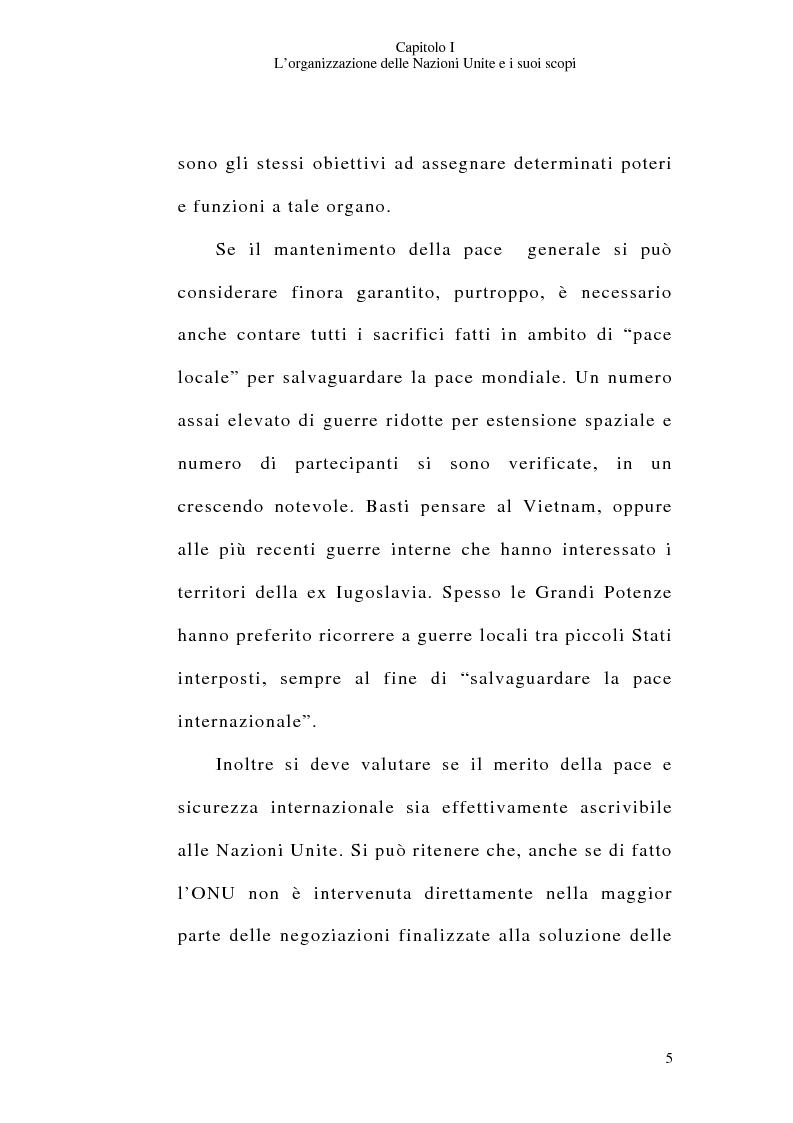 Anteprima della tesi: Il consenso dello Stato e le operazioni di pace delle Nazioni Unite, Pagina 5
