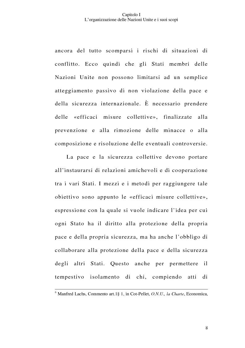 Anteprima della tesi: Il consenso dello Stato e le operazioni di pace delle Nazioni Unite, Pagina 8