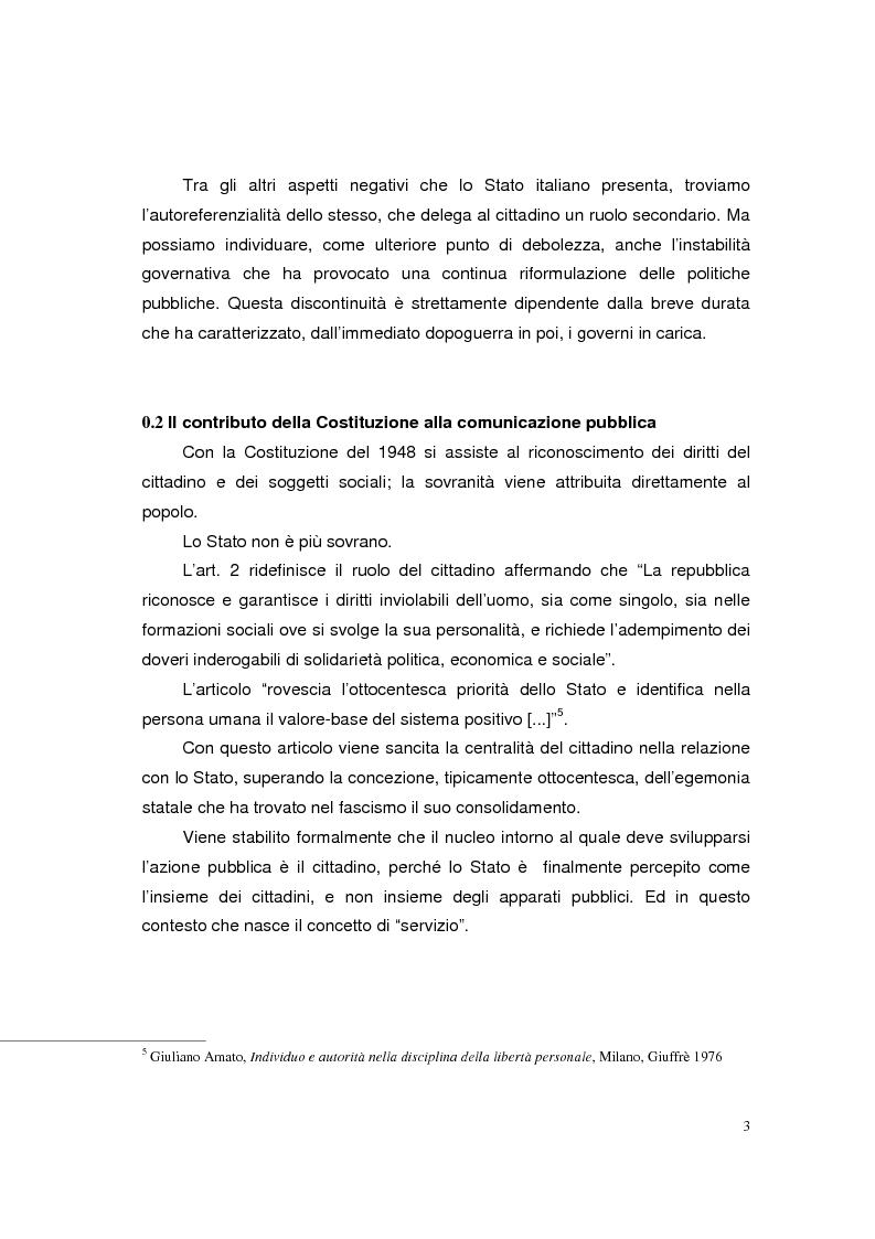 Anteprima della tesi: L'accessibilità al t-government. Tra principi democratici, architettura infrastrutturale e morfologia del territorio, Pagina 10