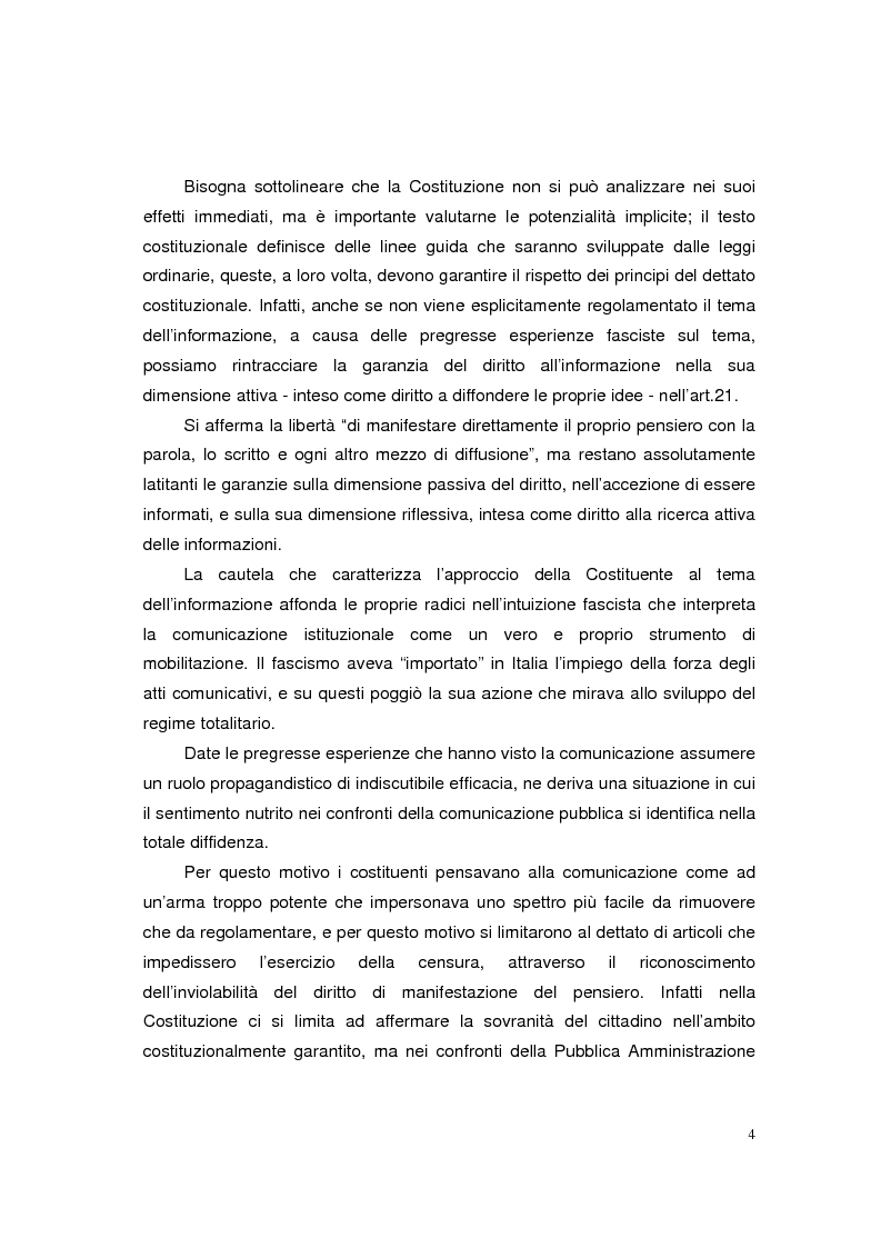 Anteprima della tesi: L'accessibilità al t-government. Tra principi democratici, architettura infrastrutturale e morfologia del territorio, Pagina 11