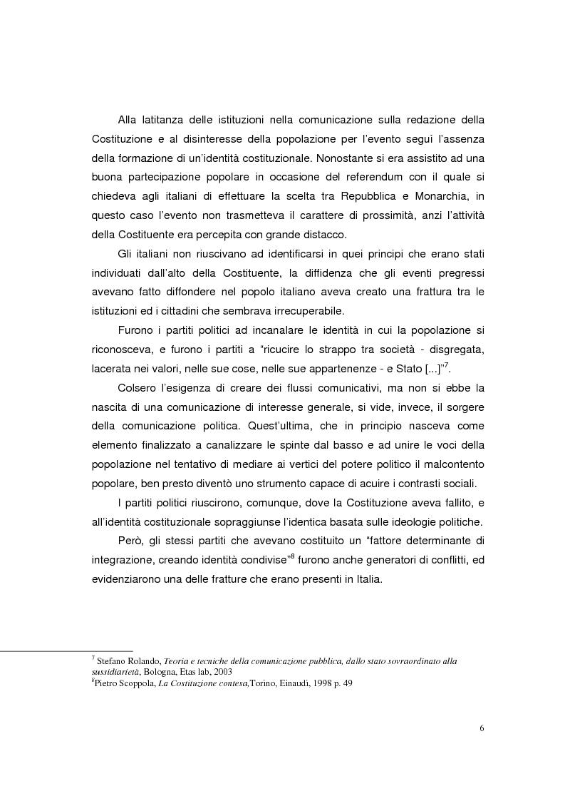 Anteprima della tesi: L'accessibilità al t-government. Tra principi democratici, architettura infrastrutturale e morfologia del territorio, Pagina 13