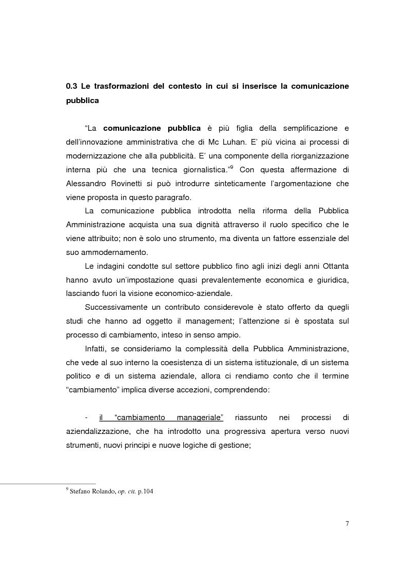 Anteprima della tesi: L'accessibilità al t-government. Tra principi democratici, architettura infrastrutturale e morfologia del territorio, Pagina 14