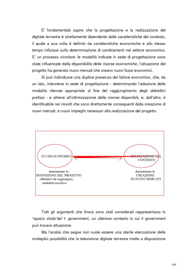 Anteprima della tesi: L'accessibilità al t-government. Tra principi democratici, architettura infrastrutturale e morfologia del territorio, Pagina 5