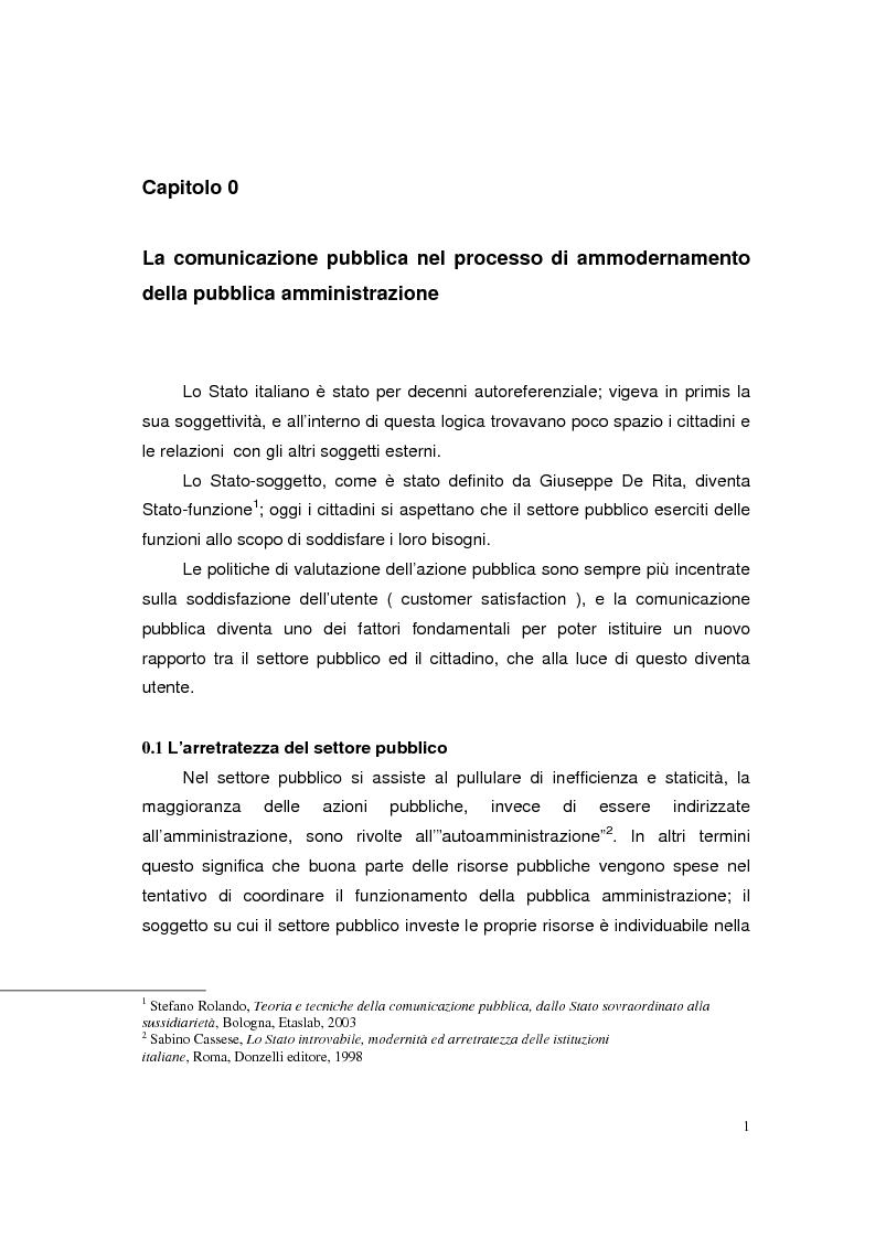 Anteprima della tesi: L'accessibilità al t-government. Tra principi democratici, architettura infrastrutturale e morfologia del territorio, Pagina 8