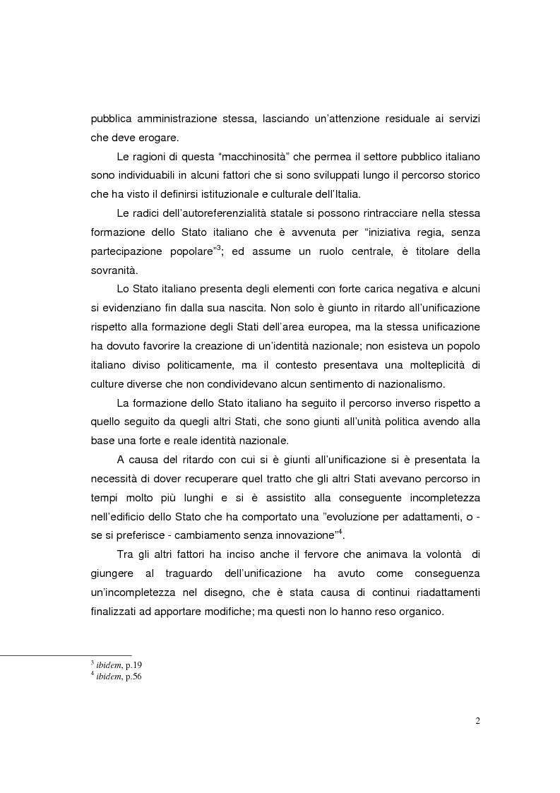 Anteprima della tesi: L'accessibilità al t-government. Tra principi democratici, architettura infrastrutturale e morfologia del territorio, Pagina 9
