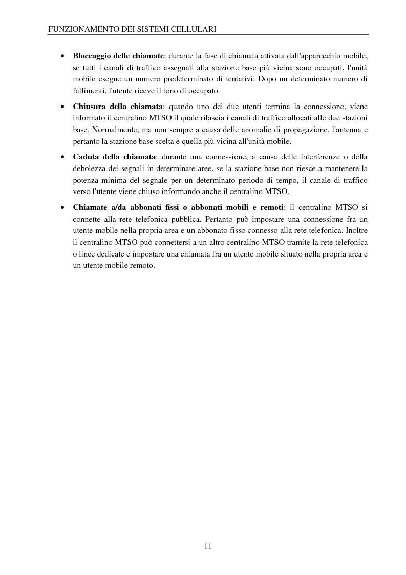 Anteprima della tesi: HSDPA per le reti telefoniche di nuova generazione, Pagina 5