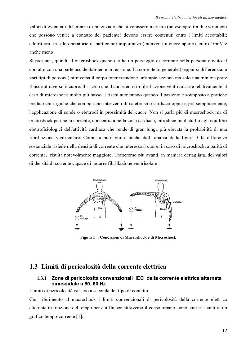 Anteprima della tesi: Il rischio elettrico in endoscopia, Pagina 10