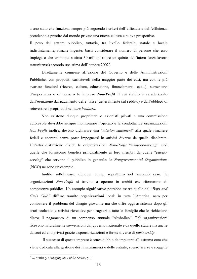 Anteprima della tesi: L'E-Government negli Stati Uniti d'America: dalla PA on line all'E-democracy, Pagina 15