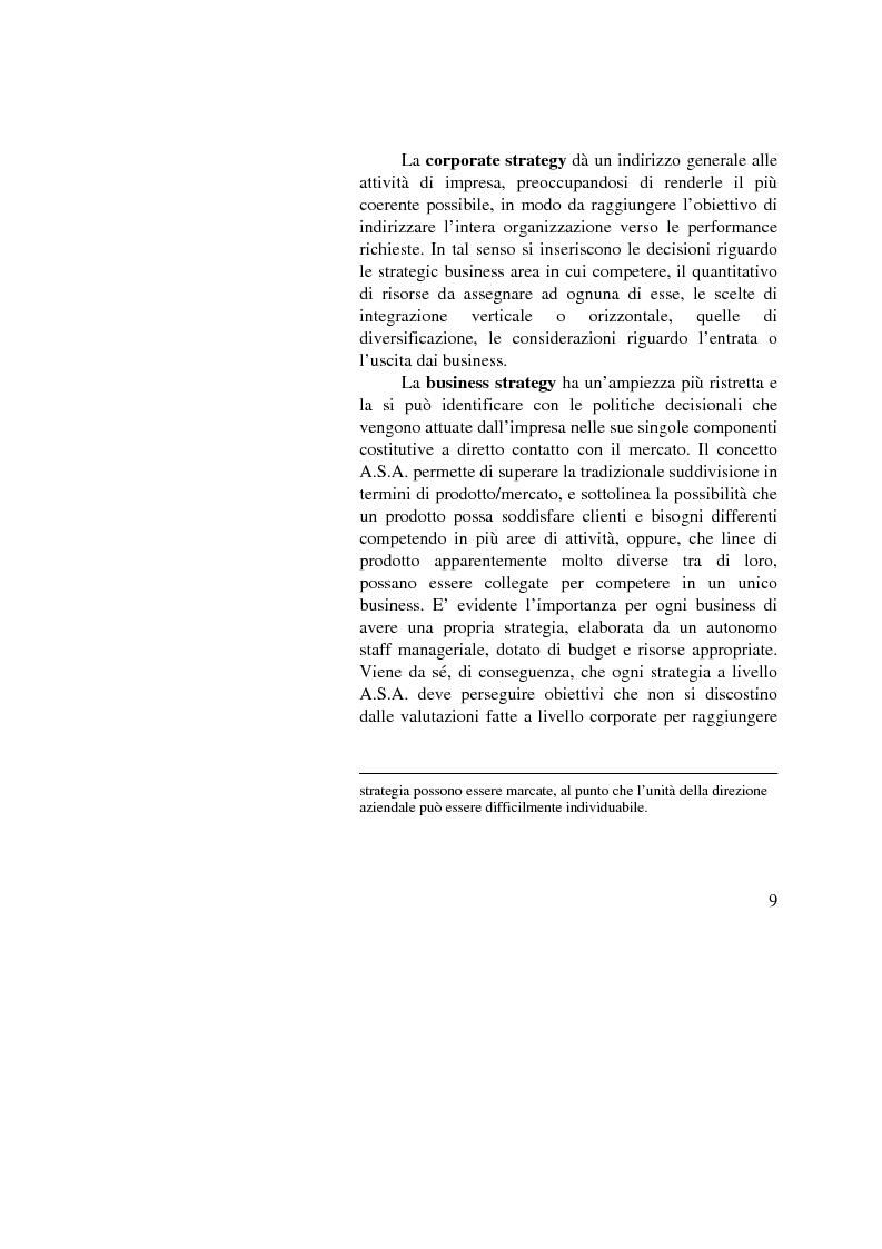 Anteprima della tesi: I vantaggi competitivi di successo: ''il caso Toyota'', Pagina 7