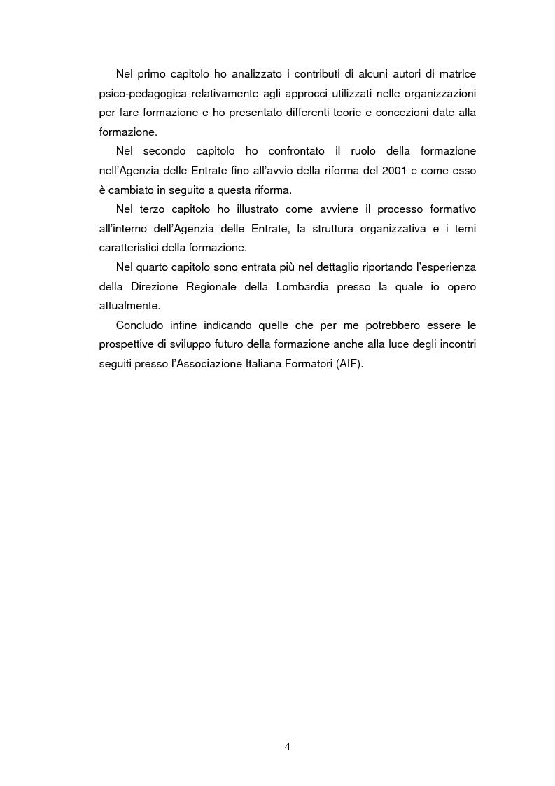Anteprima della tesi: Le nuove strategie formative nella pubblica amministrazione, Pagina 2