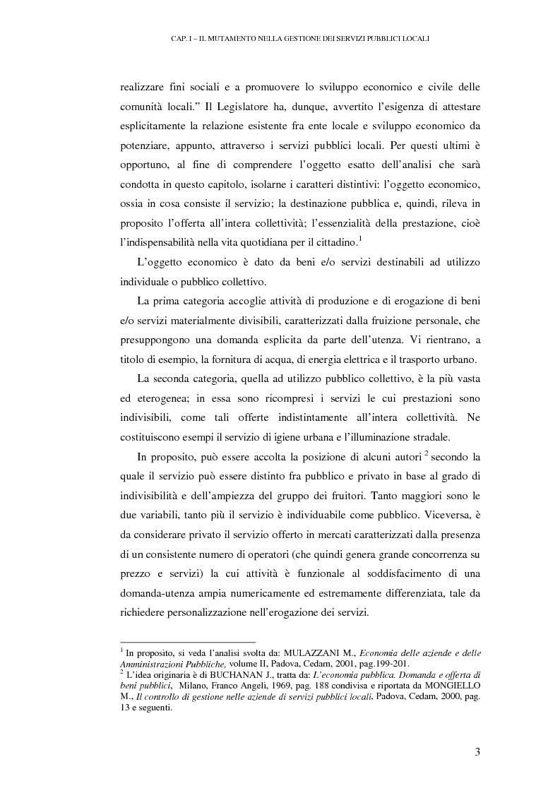 Anteprima della tesi: Le rilevazioni di costo nelle aziende di igiene urbana. Il caso Quadrifoglio S.p.A., Pagina 6
