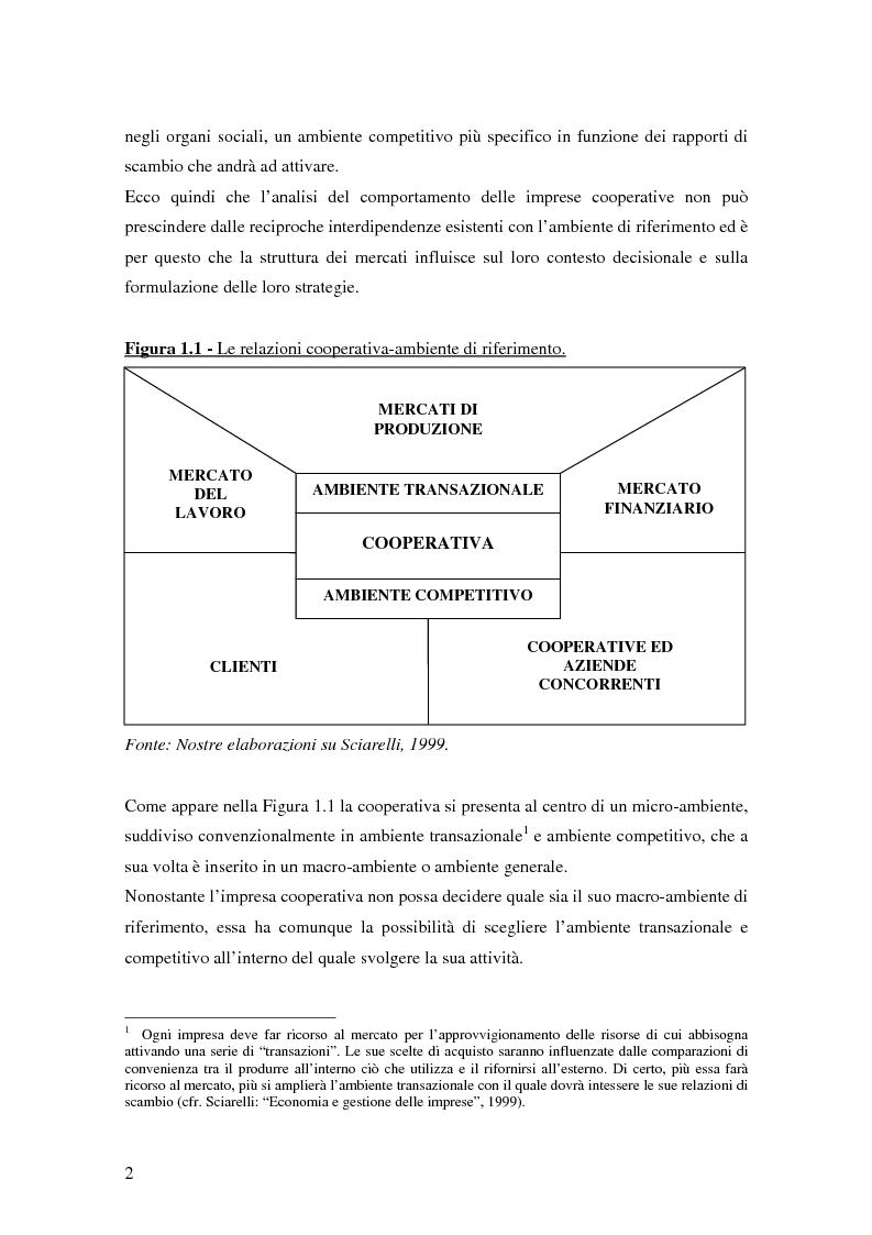 Anteprima della tesi: Strategie di commercializzazione nel mercato vitivinicolo, Pagina 2