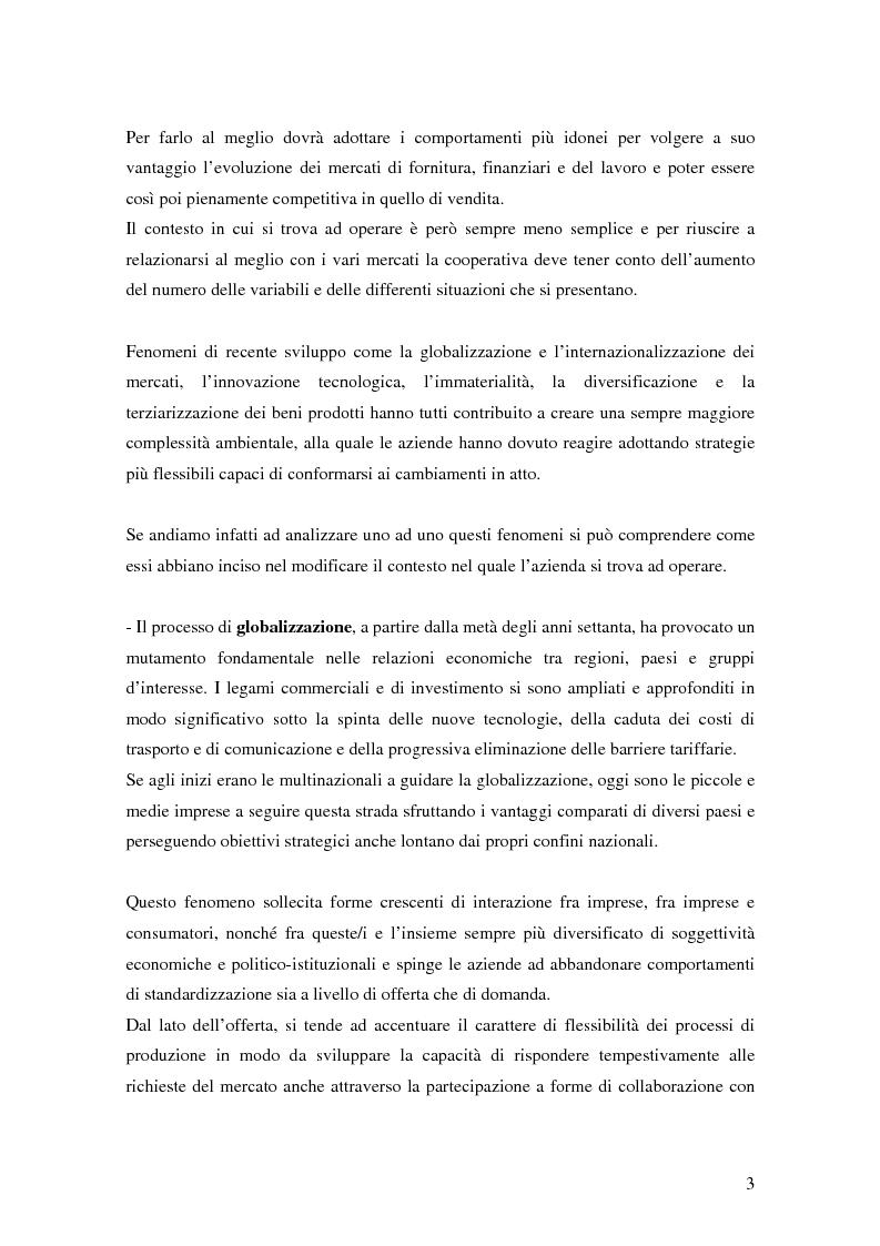 Anteprima della tesi: Strategie di commercializzazione nel mercato vitivinicolo, Pagina 3
